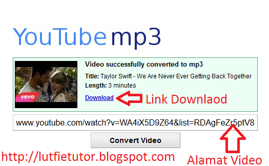 Youtube conver MP3