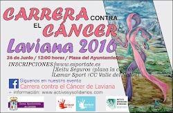 CARRERA CONTRA EL CÁNCER DE LAVIANA