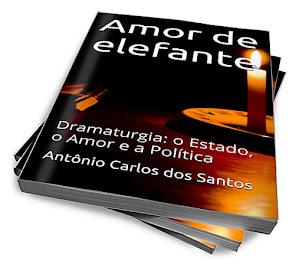 """O livro """"Amor de elefante"""""""