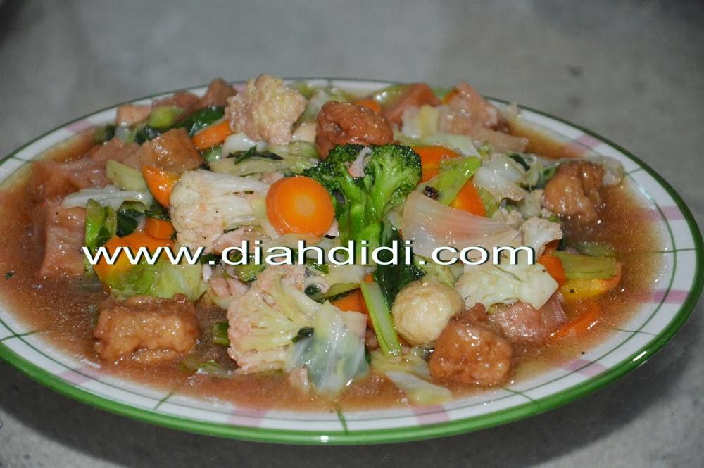 Diah Didis Kitchen Cap Cay Pak Tukino