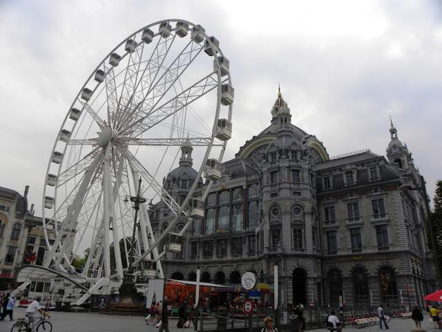 Ferris Wheel Antwerp