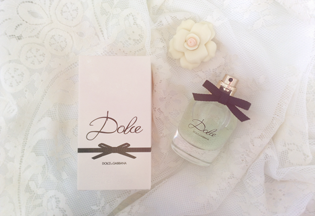 Aimerose Rasa Virviciute Dolce and Gabbana Dolce new perfume fragrance blog review