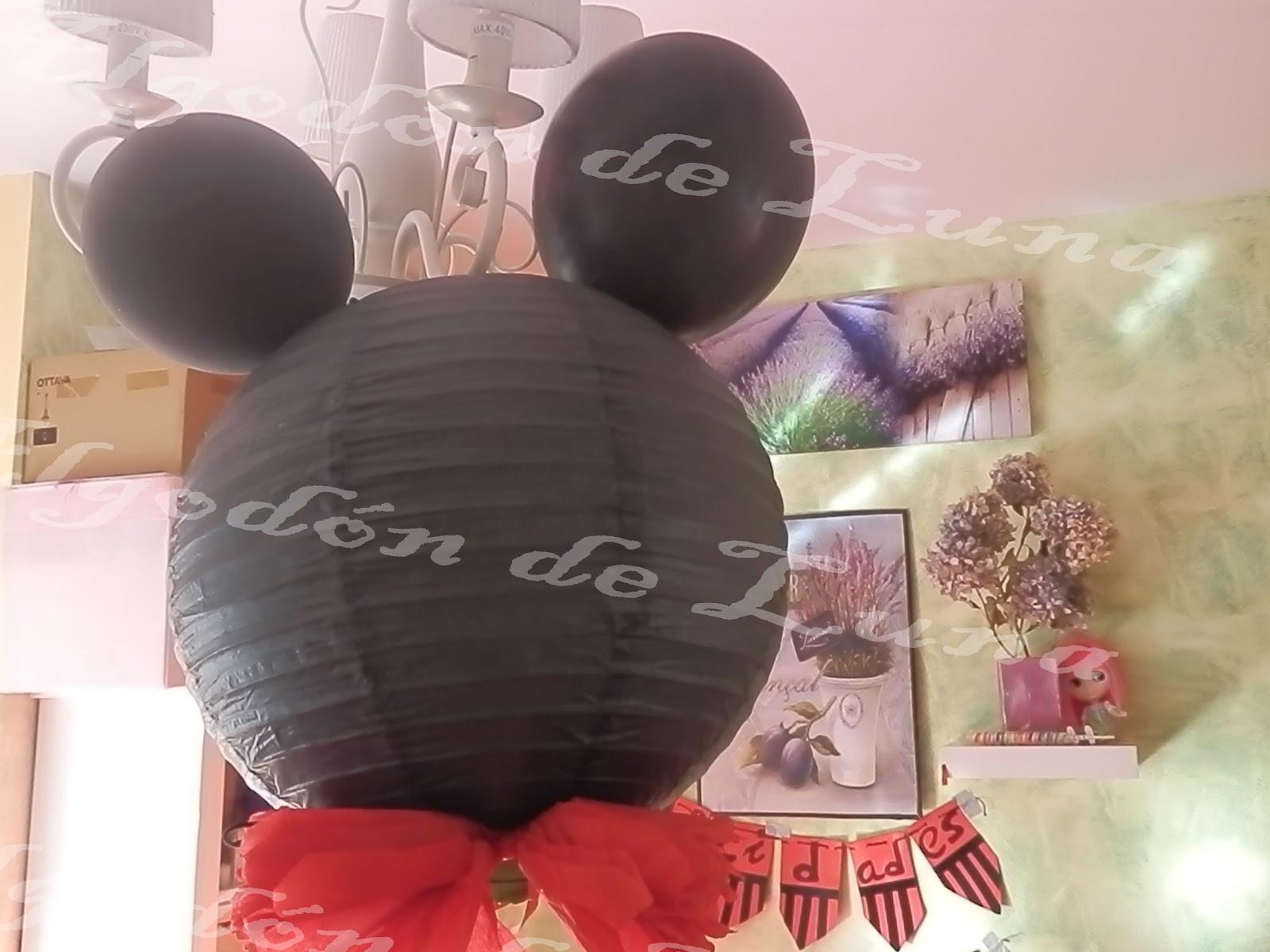 Piñatas Mickey Mouse paso a paso - Imagui