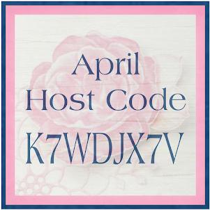 April 2019 Host Code