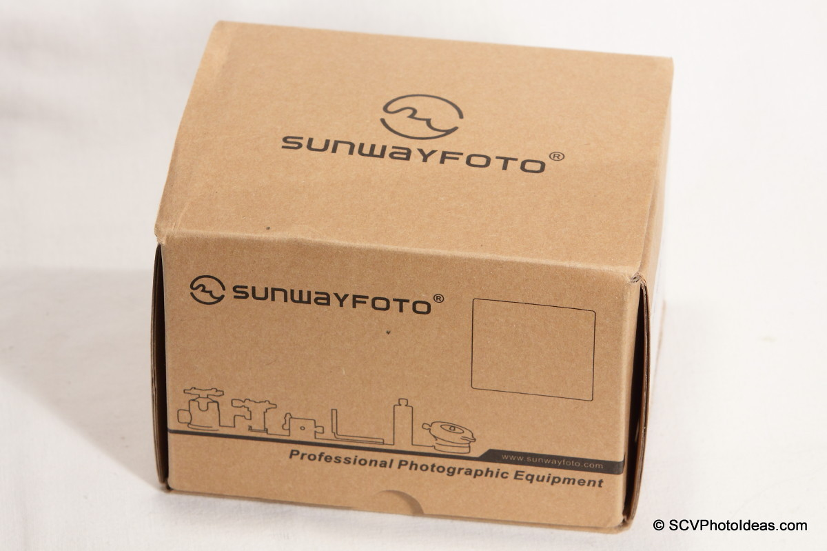 Sunwayfoto DYH-90R+DLC-60L Duo clamp combo box