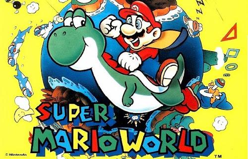 Jogador termina Super Mario World sem pontuar