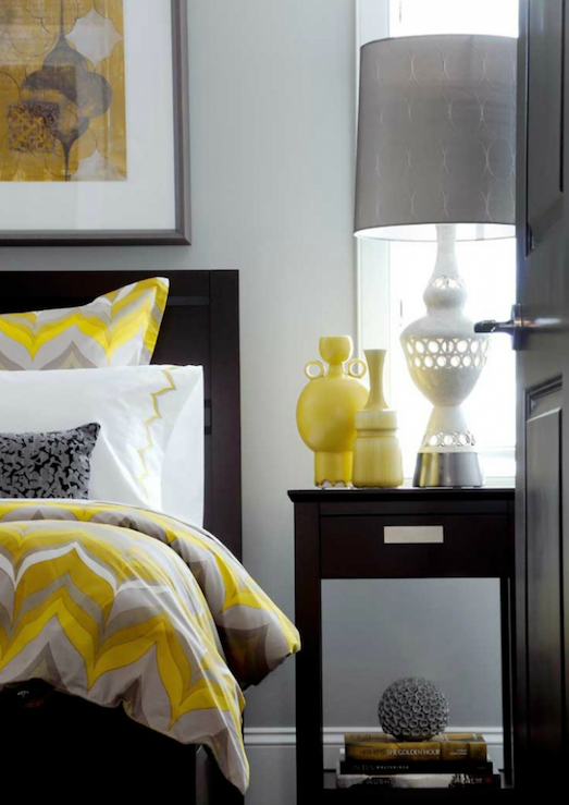 Lulu belle design trendy tuesday for Yellow bedroom interior design