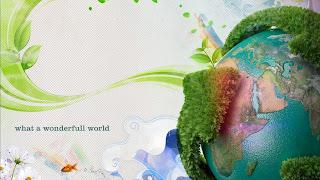 green earth hd wallpaper