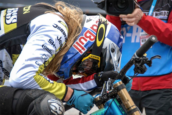 2015 Fort William UCI World Cup Downhill: Results