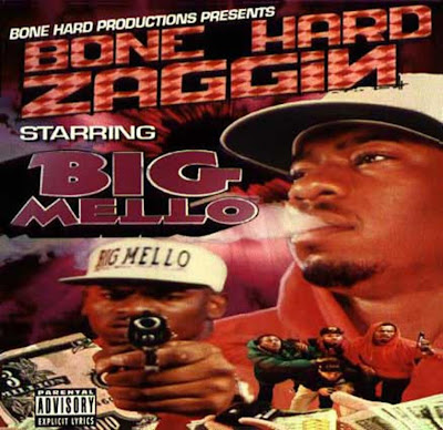 Big Mello – Bone Hard Zaggin (CD) (1992) (320 kbps)