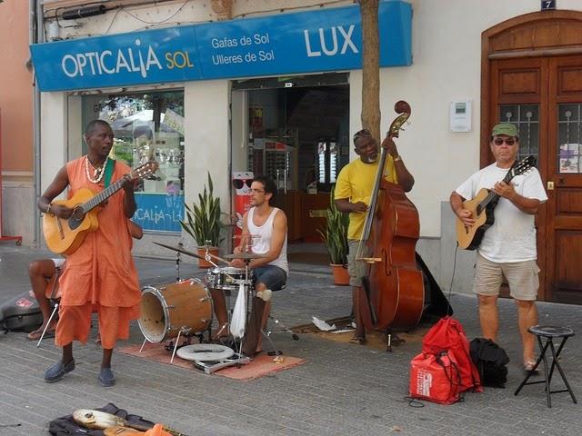banda de músicos