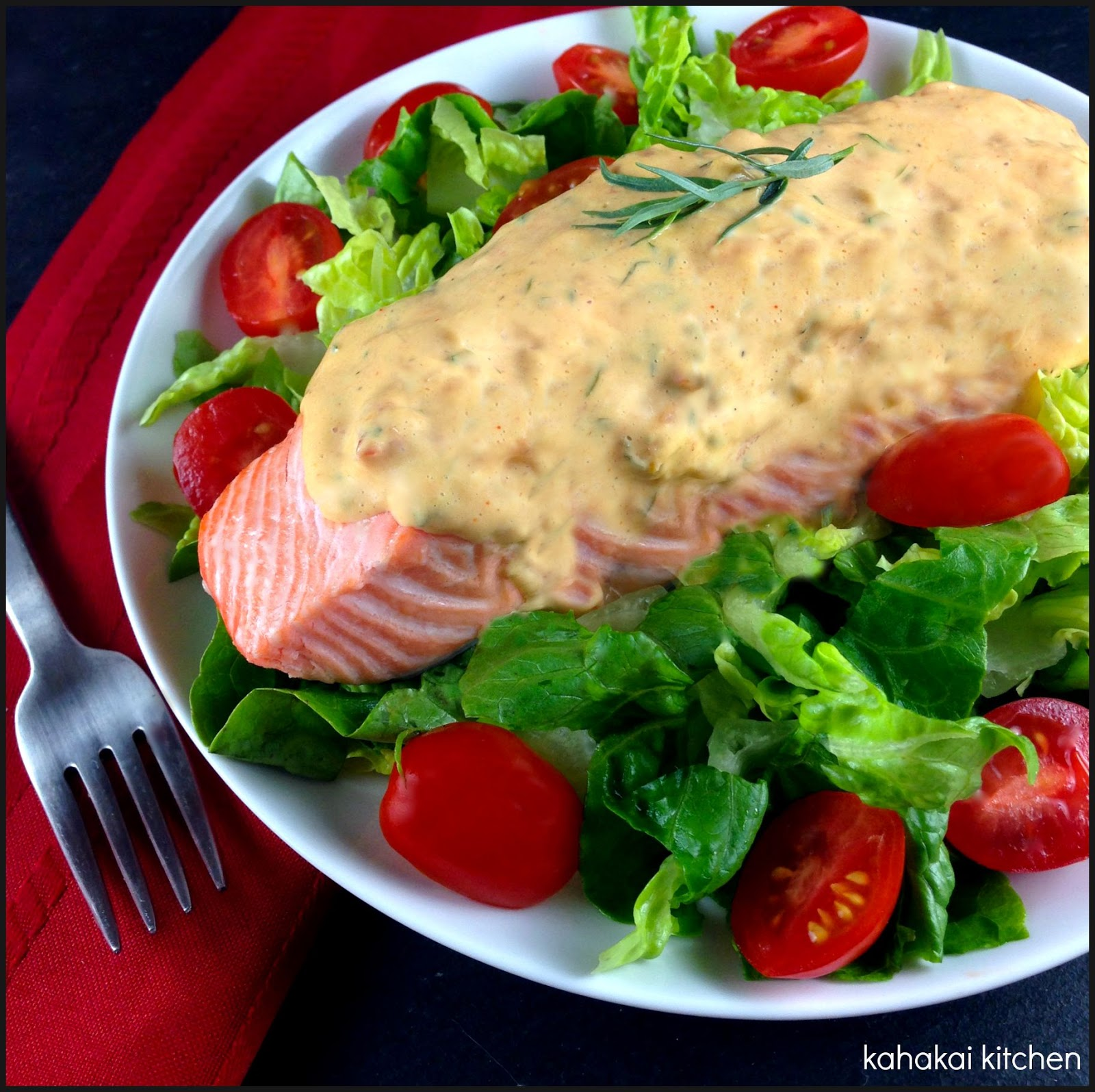 Salmon With Bearnaise Sauce Captivating With Poached Salmon with Bearnaise Sauce Images