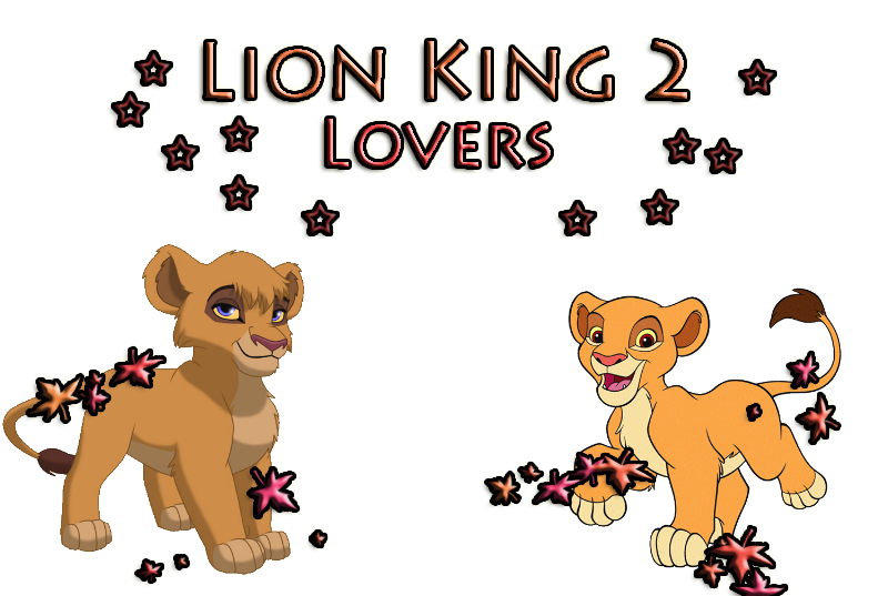 Lion King 2 Lovers