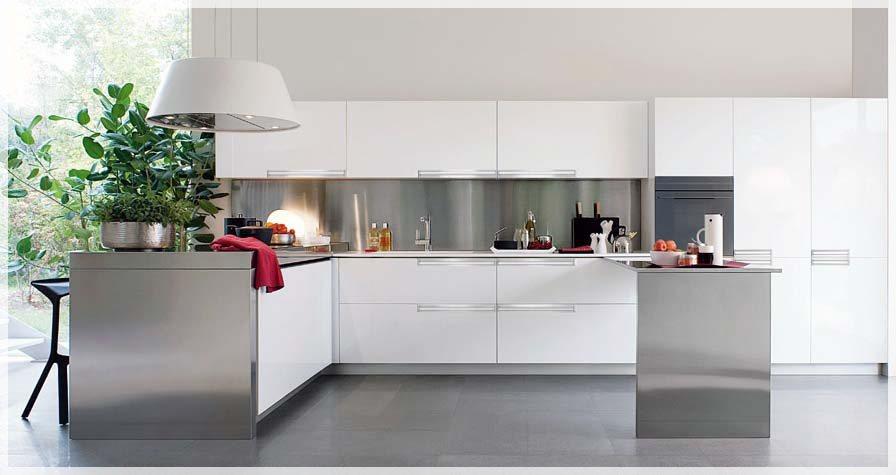 Moderne kjøkken fra elmar cucine   interiør inspirasjon