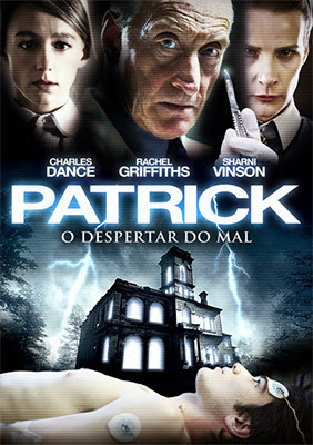 Download Filme Patrick: Despertar do Mal – BDRip AVI Dual Áudio e RMVB Dublado