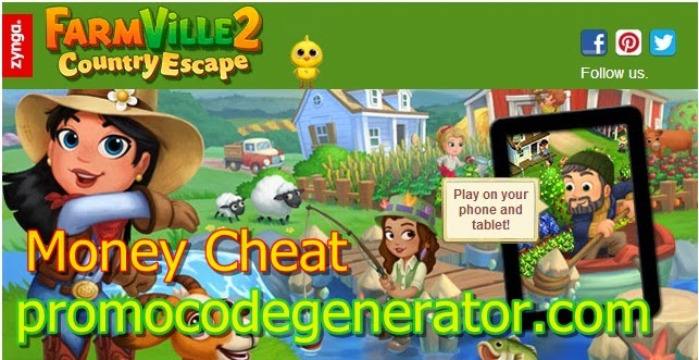 Download FarmVille 2 Country Escape Cheat