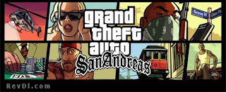 Grand Theft Auto San Andreas 1.08 Apk