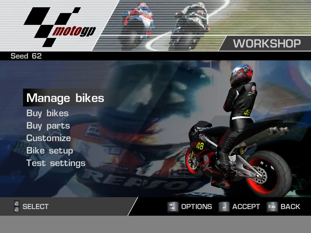 MotoGP 3 Ultimate Racing Technology PC Game Download | Funny V Funny