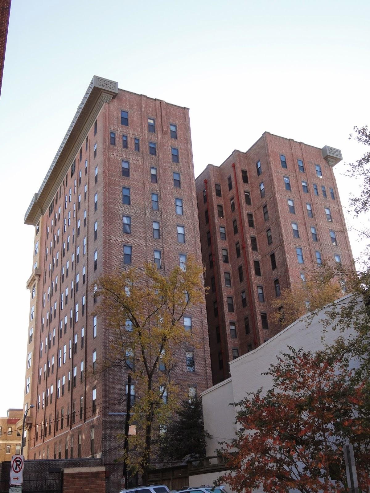 DC prewar apartments 1 Tours by Josh Whitehead