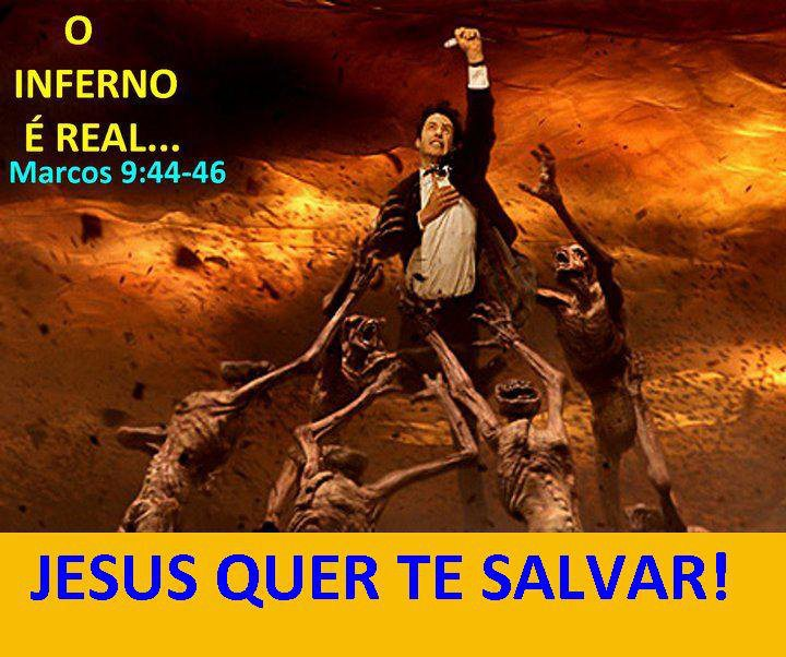 JESUS TE SALVA!!