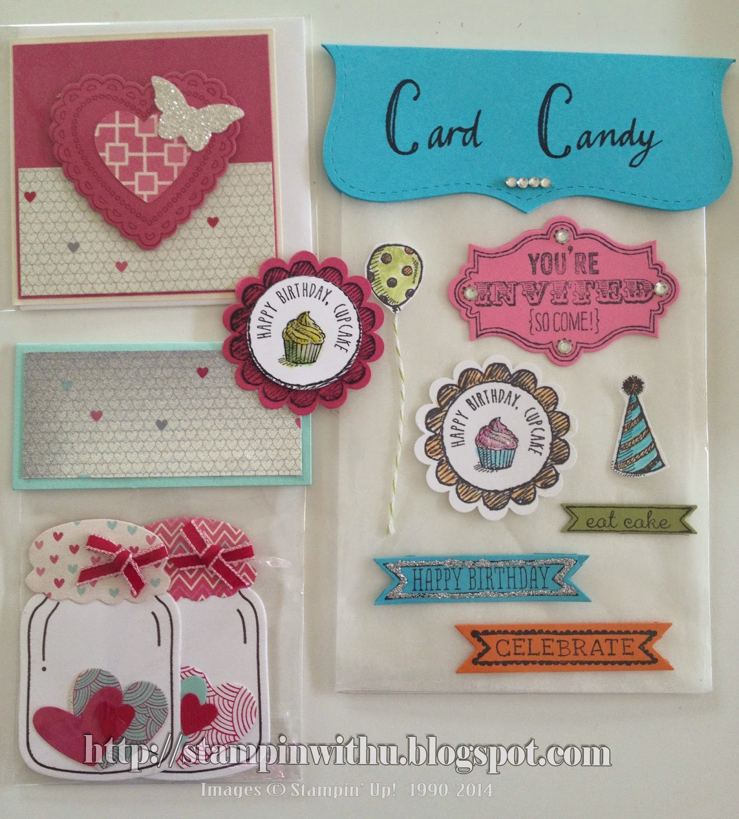 Card Candy Packet 2