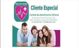 Pax Paraíba mais saúde