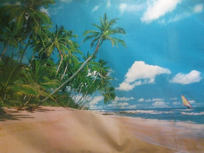 Фото обои пляжа