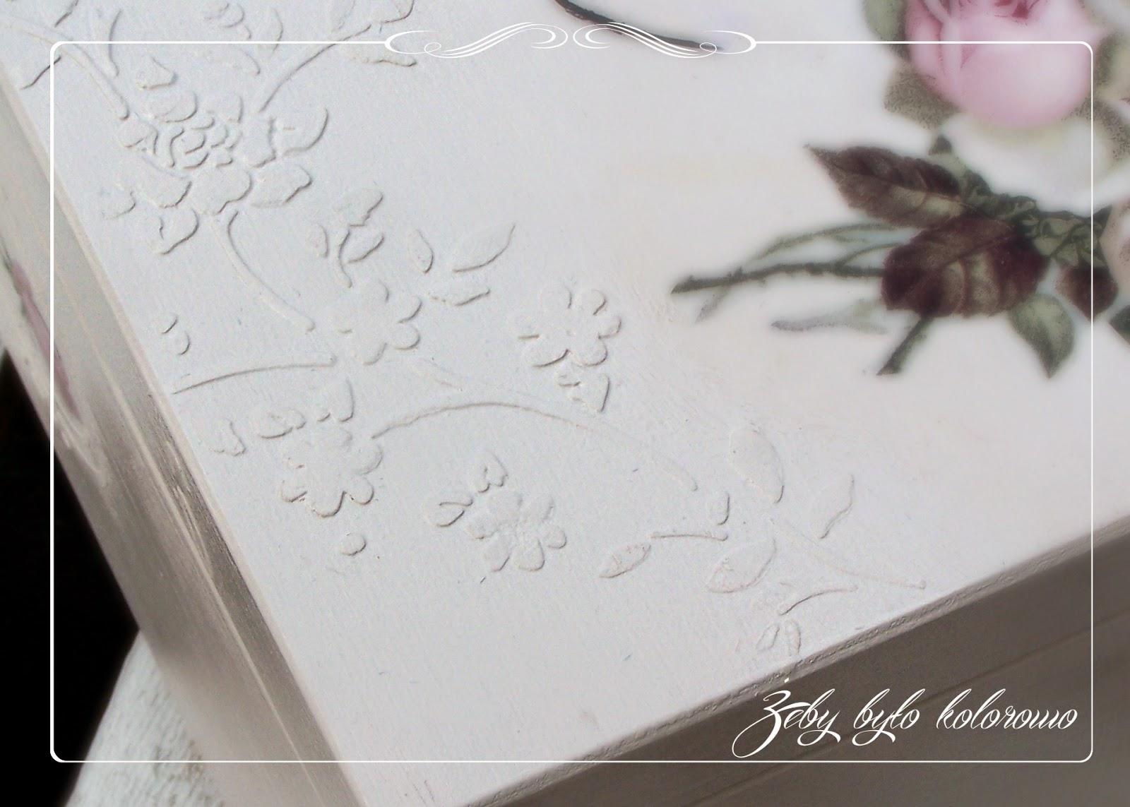 decoupage stencil