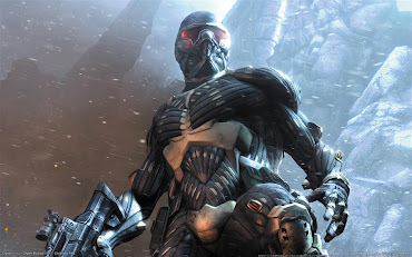#3 Crysis Wallpaper