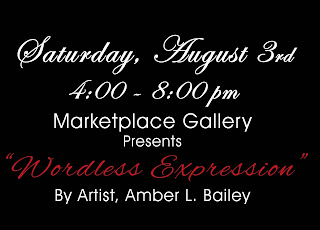 amber bailey art show