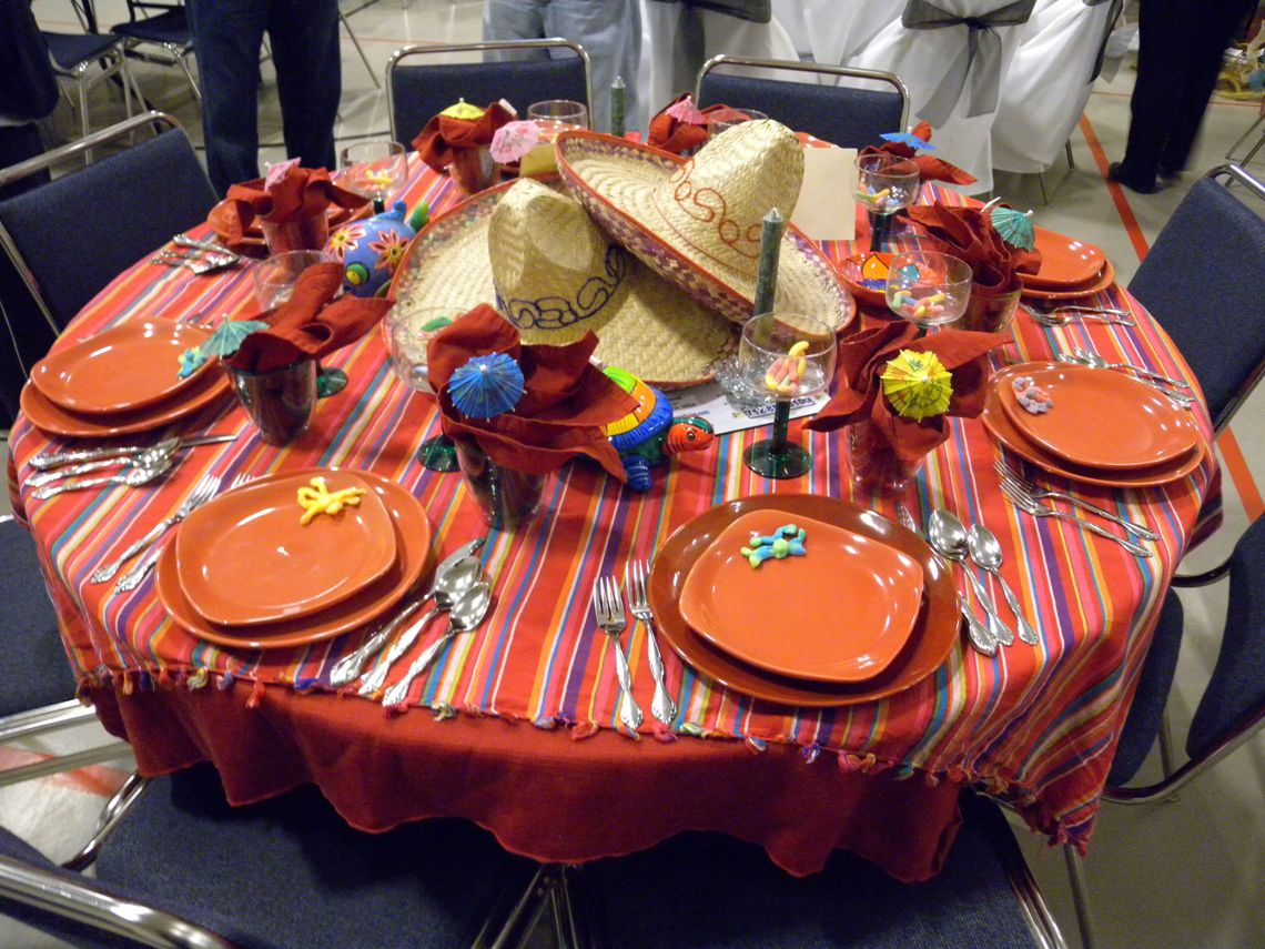 Fiesta Table Decorations My Candy Love A Game Of Love And Flirting For Girls