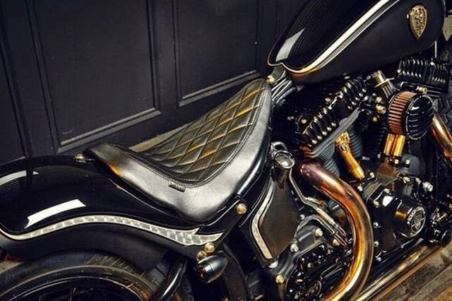Harley-Davidson Softail Slim from Winston Yeh