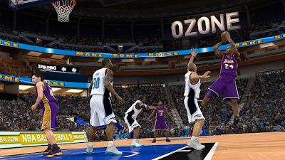 NBA 2K12 Screenshots 1