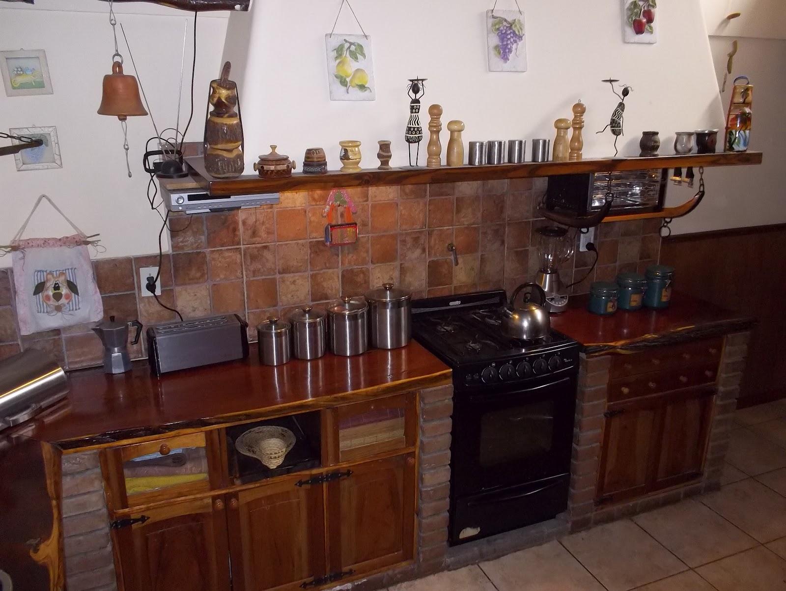 Remodelaci n y mantenimiento de casas y negocios cocina - Cocina de ladrillo ...