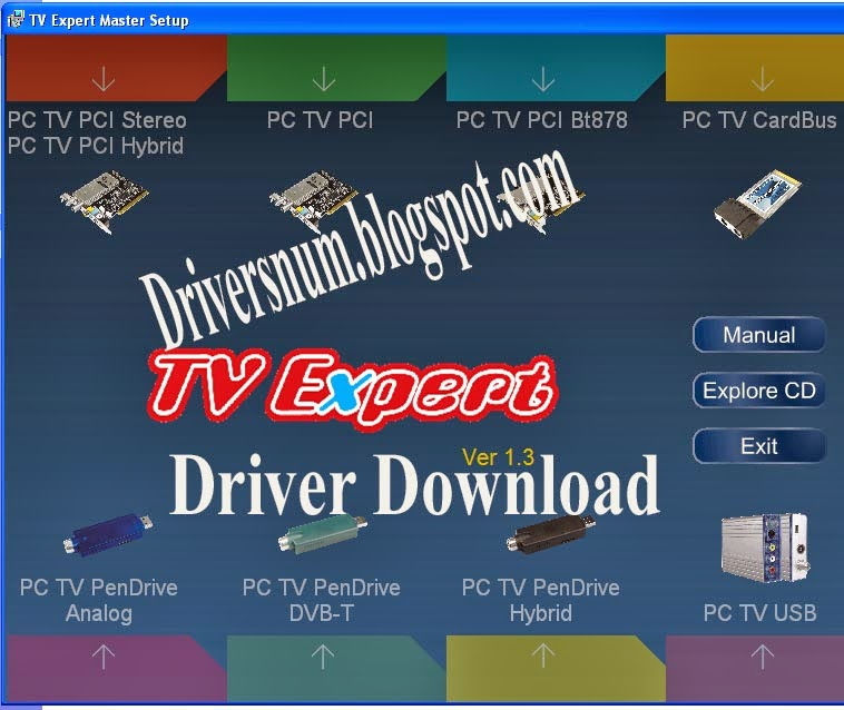 Magic Tv Expert Download For All TV Tuner Card Show in