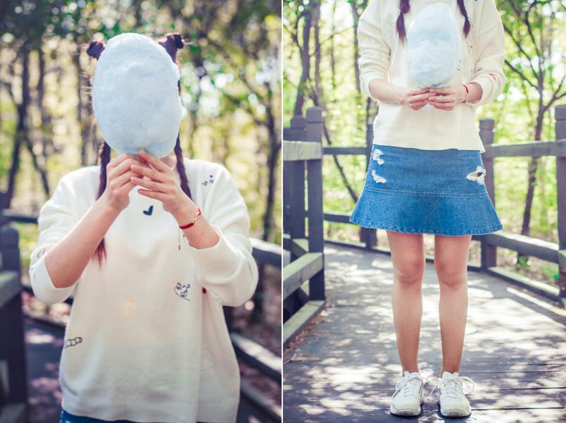 модная одежда весна-лето 2014 для девушек