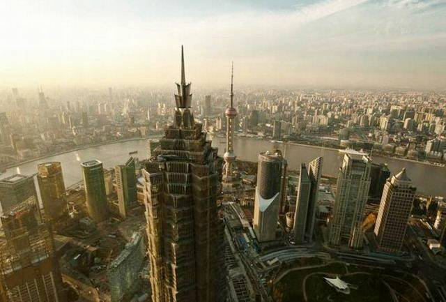 World's Top High Rise Cities