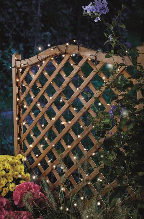 Jardín Solar: Lámparas solares para su fiesta en el jardín. - photo#28