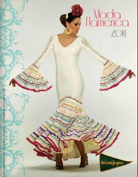 moda flamenca 2014 el corte ingles