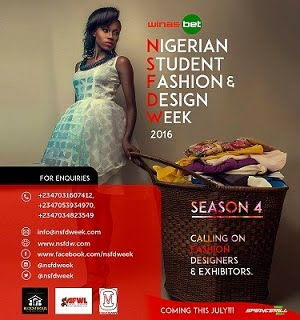 Nigerian Student Fashion And Design Week Returns This July With Season 4