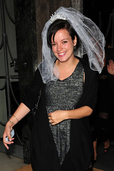 Lily Allen Bachelorette Party