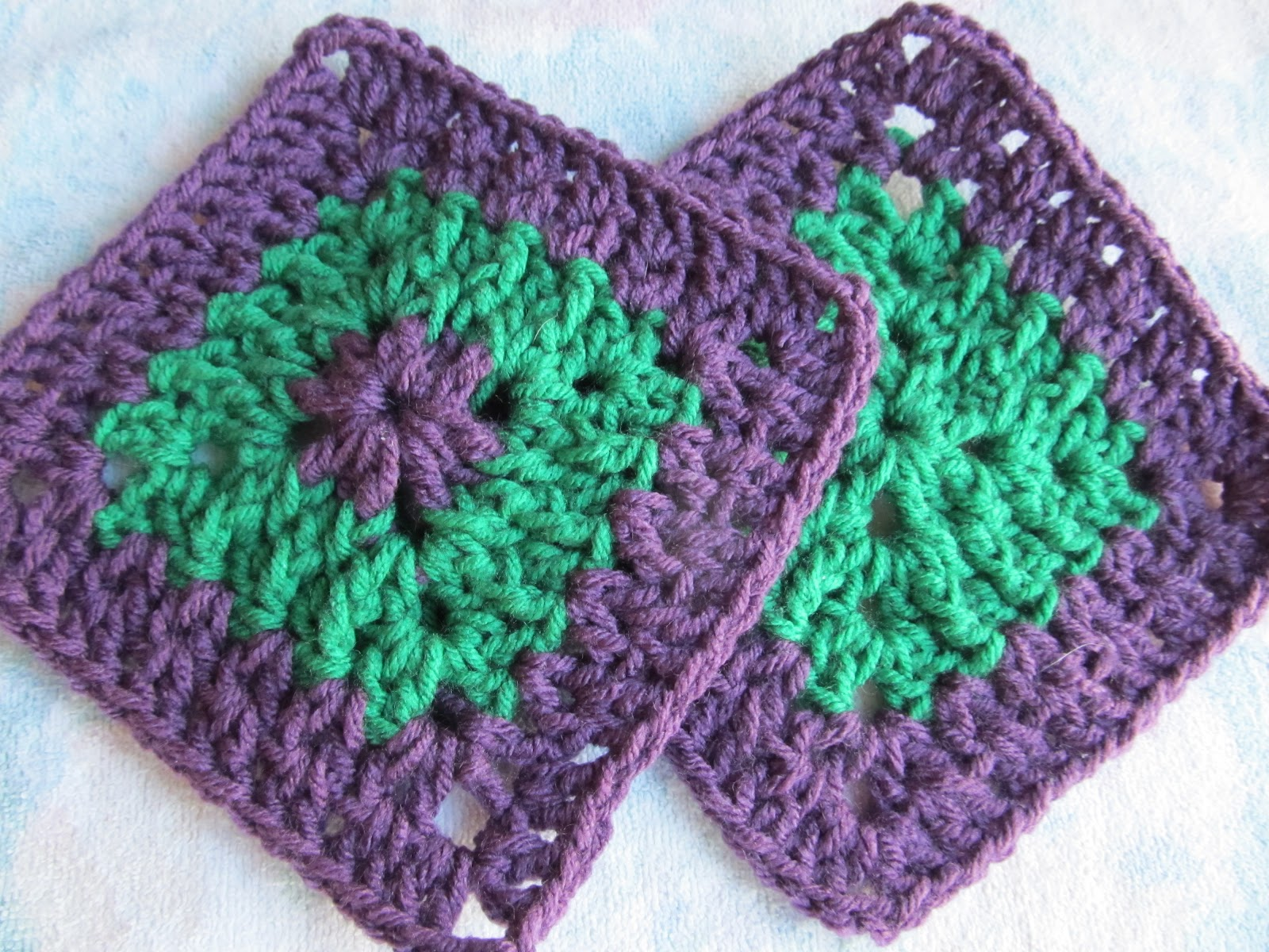 Cool Crochet Patterns : ... Crochet and Knit: SmoothFox Cool 2B Square - Free Crochet Pattern