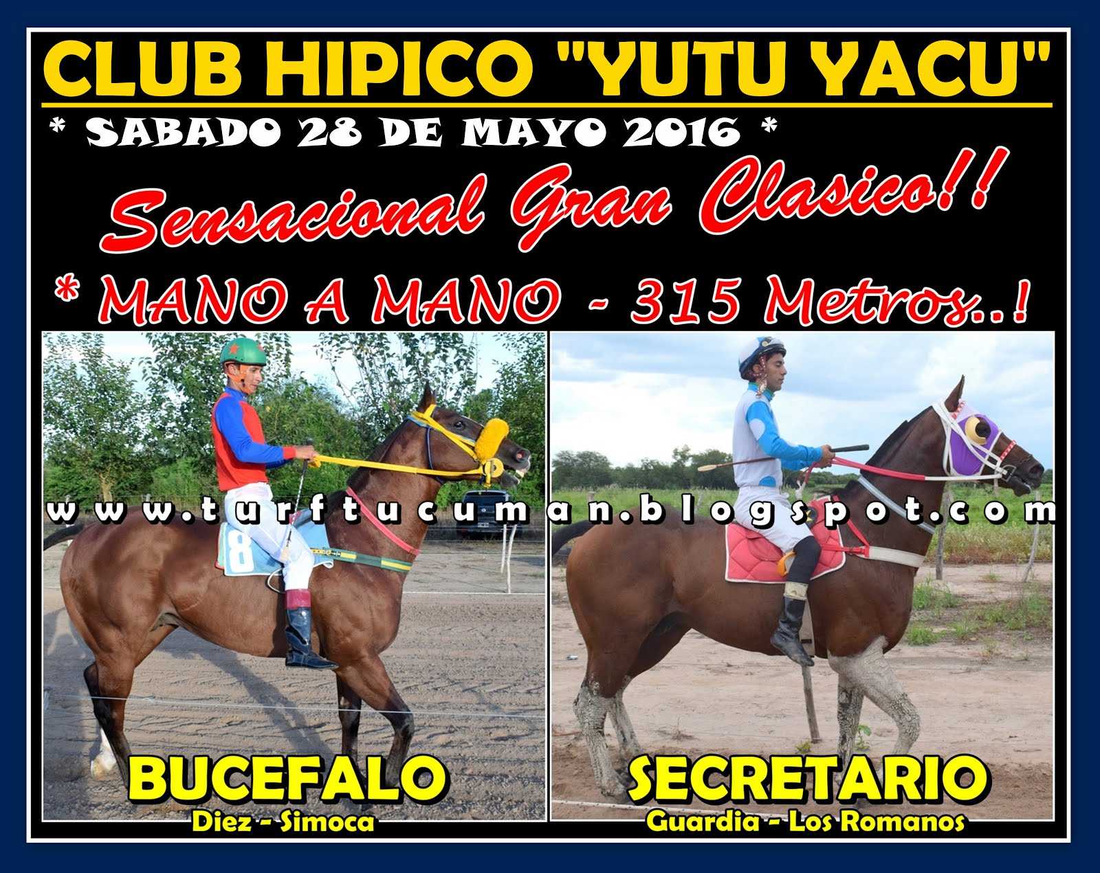 BUCEFALO VS SECRETARIO