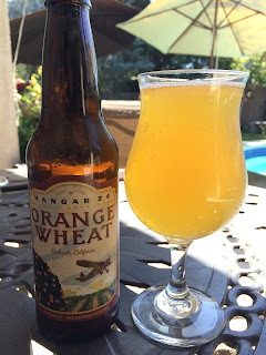 Hangar 24 Orange Wheat Ale 1