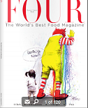 FOUR מגזין האוכל