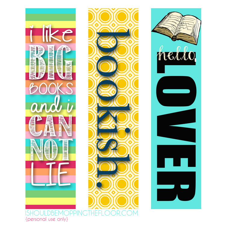 Printable Coloring Bookmarks Free : Free printable bookmarks with flair hellolover