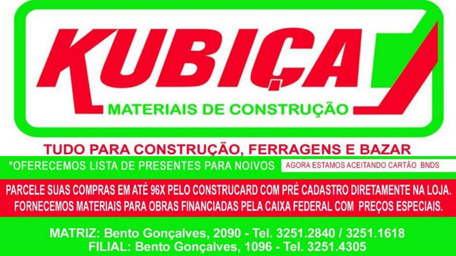 Kubiça Materiais de Construção