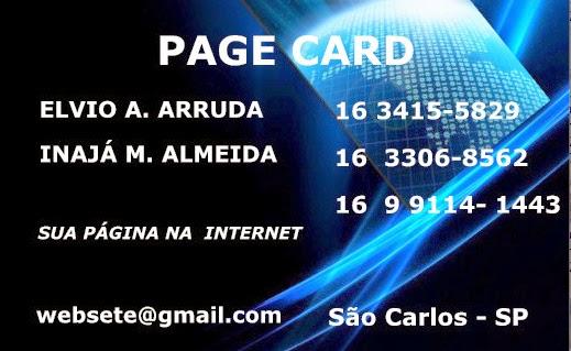 PÁGINA CARTÃO