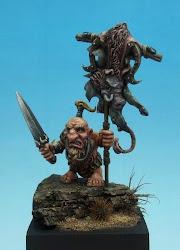 Dwarf Standart Bearer