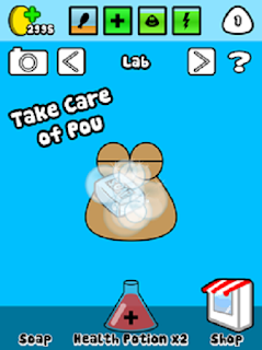 pou apk take care of pou